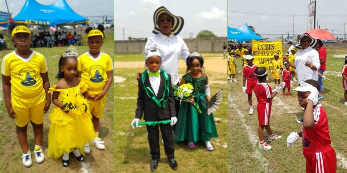 CCBIS Inter-House Sports March 2020