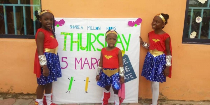 World Book Day 5th March 2020